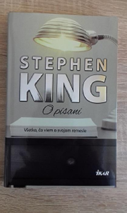 Stephen King: O písaní