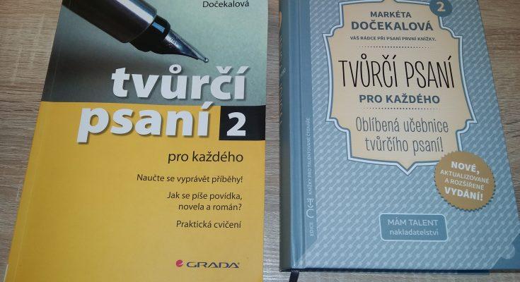 Tvurci psani 2 - obe vydania knihy
